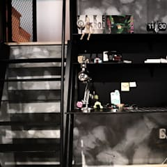 제미재 단독주택레노베이션 (rooms): 디자인스튜디오참의  방