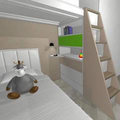 Essenza Legno 의  어린이용 침실