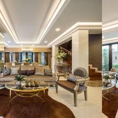 G-Stark Architecture – Beyaz Home:  tarz Oturma Odası