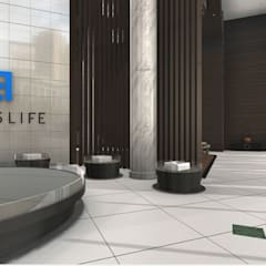 VR Application Development By Yantram virtual reality companies - New York, USA:  Clinics by Yantram Architectural Design Studio
