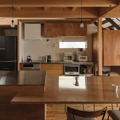 Kitchen units by ALTS DESIGN OFFICE
