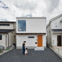 noji house: ALTS DESIGN OFFICEが手掛けた木造住宅です。