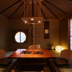 鎌倉 あら珠: 菅原浩太建築設計事務所が手掛けた商業空間です。