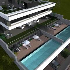 Villas by perez ipar arquitectura  e decoração,