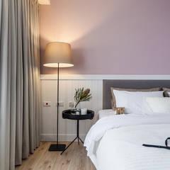 ห้องนอน by 合觀設計