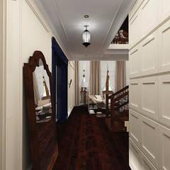 Koridor dan lorong oleh Дизайнер Татьяна Волкова , Mediteran