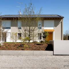 Casa GAIA  (Treviso): Giardino in stile  di GRAPHOS_DS