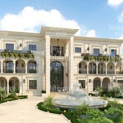 The house project of Katrina Antonovich: classic Houses by Luxury Antonovich Design