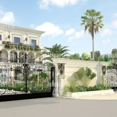 ​The house project of Katrina Antonovich:  Houses by Luxury Antonovich Design