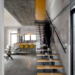 درج تنفيذ CUBO ROJO Arquitectura