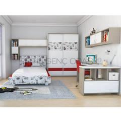 غرفة نوم أولاد تنفيذ Tırtıl Genç ve Çocuk Odası