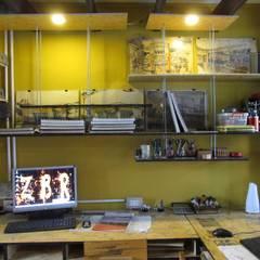 estudioZBR & asociados:  tarz Ofis Alanları