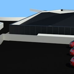 Padaria VNF por Opus-Mater atelier Industrial