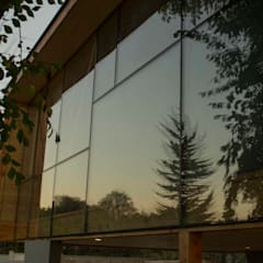 Reflejos: Ventanas de estilo  por PhilippeGameArquitectos
