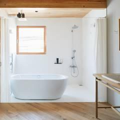 IDUMI: .8 / TENHACHIが手掛けた浴室です。