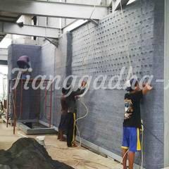 بركة مائية تنفيذ Tukang Taman Surabaya - Tianggadha-art