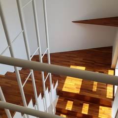 Stairs by 건축사사무소  CSU