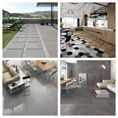 Commercial Spaces by ITT Ceramic