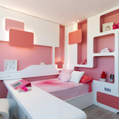 Girls Bedroom by Estudio Arinni S.L.