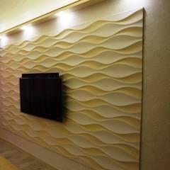 3d Wandpaneele Modell Nr. 24:  Wände von Loft Design System Deutschland - Wandpaneele aus Bayern