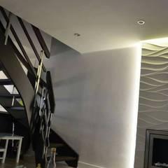 Dekorative Wandverkleidung Modell Nr. 21:  Wände von Loft Design System Deutschland - Wandpaneele aus Bayern