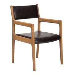 Nova Sandalye – Kolçaklı Ahşap Sandalye MODELİ 6:  tarz Ofisler ve Mağazalar