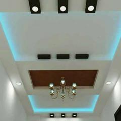 ห้องนั่งเล่น by mayu interiors