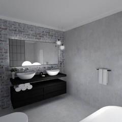 EN-Suite Bathroom:  Bathroom by A4AC Architects