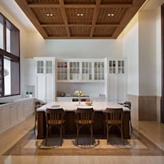 classic Dining room by ARF interior