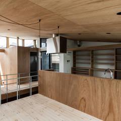 SAIWAIの家: 株式会社 N&C一級建築士事務所が手掛けたキッチンです。,