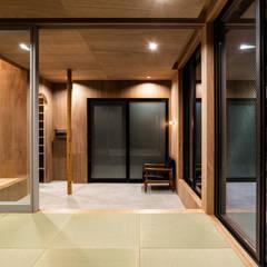 SAIWAIの家: 株式会社 N&C一級建築士事務所が手掛けた浴室です。