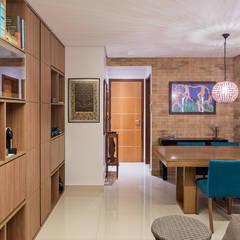ห้องทานข้าว by Stúdio Ninho