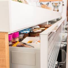 Moderestilo - Cozinhas e equipamentos Ldaが手掛けたキッチン収納