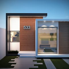 Multi-Family house by BENPE ARQUITECTOS, Minimalist Concrete