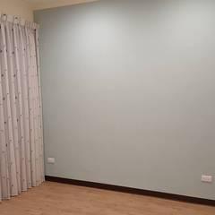 Ventanas de estilo  por 藝舍室內裝修設計工程有限公司