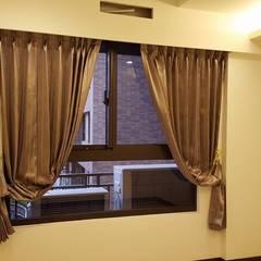 現代鄉村混搭風。八德:  窗 by 藝舍室內裝修設計工程有限公司