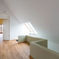 Roof by Markus Gentner Architekten,