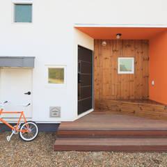 아토피 낫게한 홍성 우리집 by 주택설계전문 디자인그룹 홈스타일토토 모던