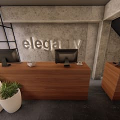 Offices & stores by eleganty