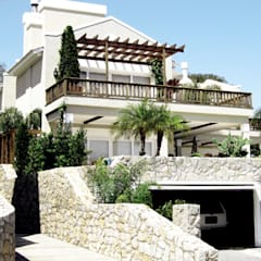 حديقة صخرية تنفيذ Raul Hilgert Arquitetura de Exteriores