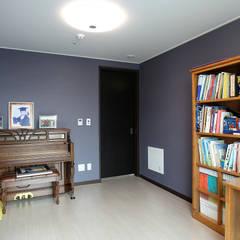 은평 뉴타운: Design Mind Mirae의  방