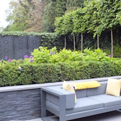 Zen garden by Aralia, Modern Slate