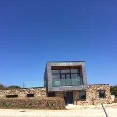 Maisons préfabriquées de style  par Building With Frames