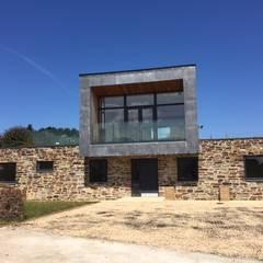 Prefab woning door Building With Frames