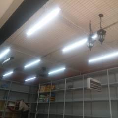 Bider Mimarlık İnşaat Ltd. Şti. – Önceki Tavan:  tarz Dükkânlar