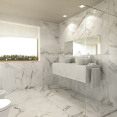 Bathroom by Padimat Design+Technic