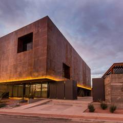 AGROTORRE: Edificios de Oficinas de estilo  por KOBALT ARQUITECTURA