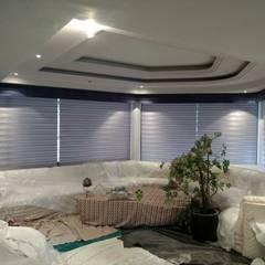 PERSIANAS SHEER ELEGANCE: Edificios de Oficinas de estilo  por persianas veroblinds
