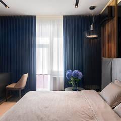 UI014 : Спальни в . Автор – U-Style design studio