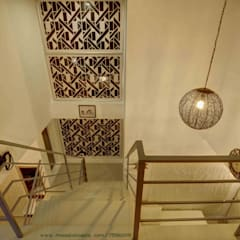 AANGAN:  Stairs by MAAD Concepts